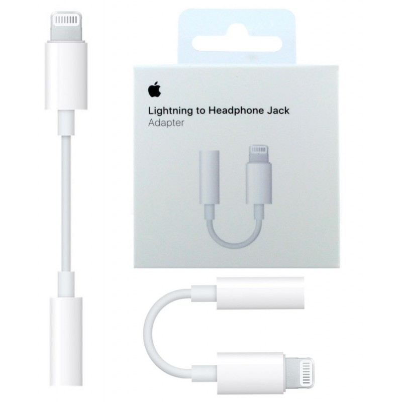 Tahirah Adaptador lightning jack iphone 7 MMX62ZM/A